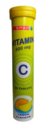 SPAR Vitamin C 300mg