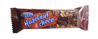 Still and hazelnut choco