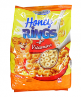 Honey rings with vitamins Still