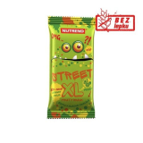XL Street Fruity Snack Exotic in milk chocolate Nutrend