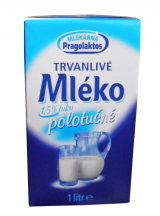 skimmed milk durable Pragolaktos