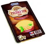 Tylžský smoked cheese slices Madeta