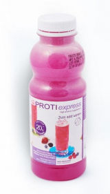 Drink flavored with red fruits Victus