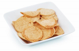 Protein chips - natural salted Victus