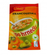 French soup in a cup Vitana