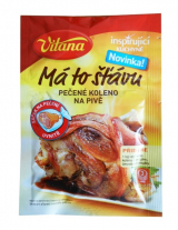 roasted pork knuckle with beer Vitana