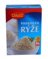 parboiled rice in boiling sachets Vitana