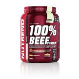 100% Beef protein almonds, pistachios Nutrend +
