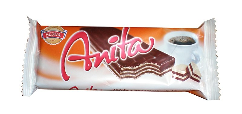 wafers with nougat filling Anita SEDIT
