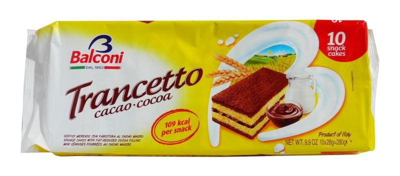Trancetto Chocolate Balconi