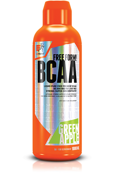 BCAA FREE LIQUID FORM MG 80000 Extrifit