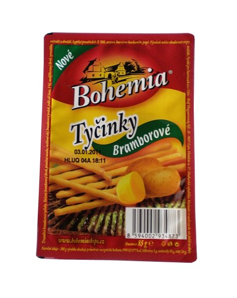 Bohemia potato sticks