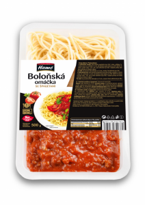 bolognese sauce with spaghetti Hame