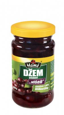 cherry jam with reduced sugar content Hame
