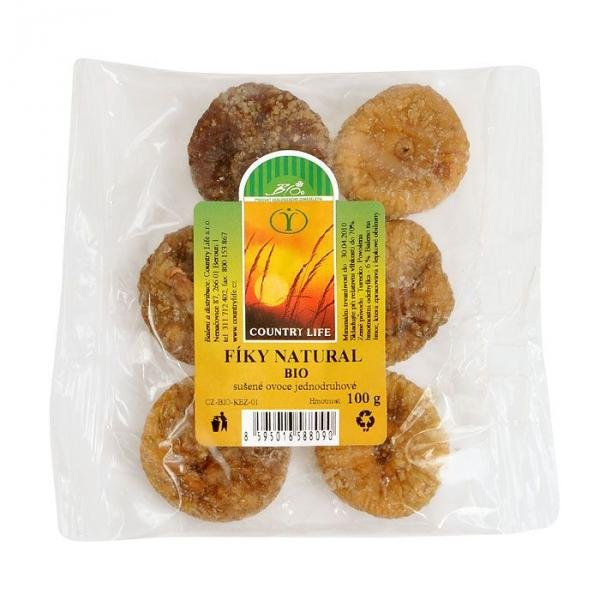 Dried figs natural Bio Country Life