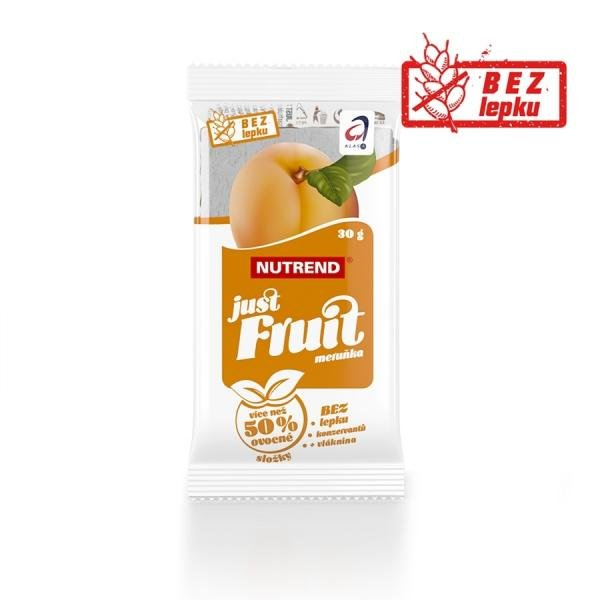 Just apricot fruit Nutrend
