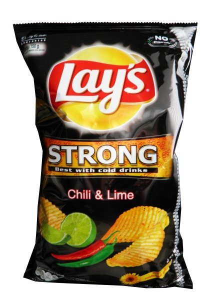 Strong Lay's Chilli and Lime