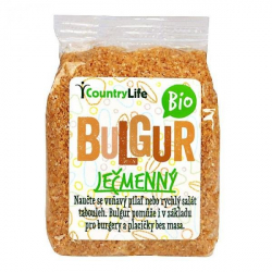 bulgur barley Bio Country Life