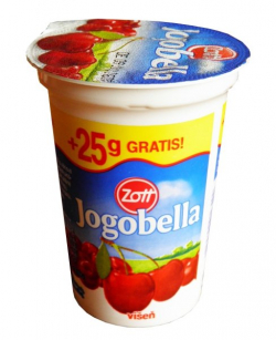 Jogobella cherry yogurt