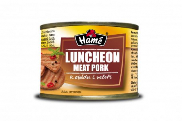 pork luncheon meat Hame
