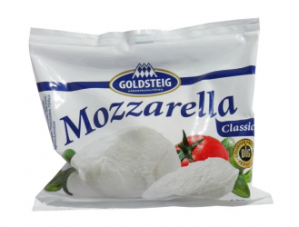 Mozzarella in brine Goldsteig