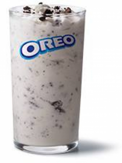 McDonald´s McFlurry with OREO Cookies