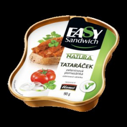 Spread vegetable tartare Natura EasySandwich Hame