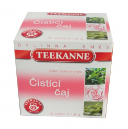Teekanne cleansing tea