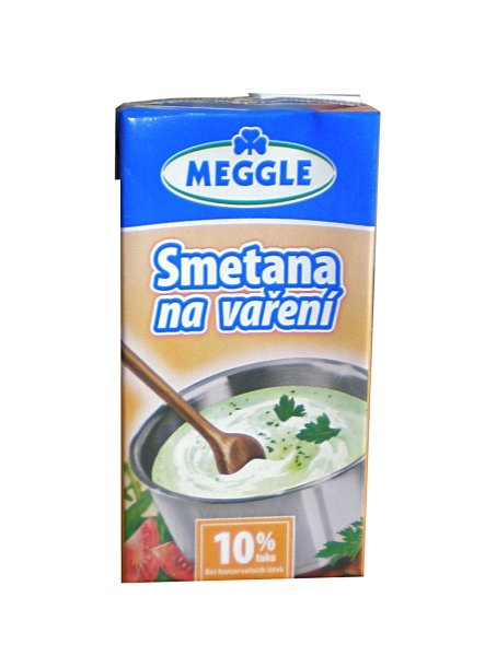 Meggle cooking cream 10% fat