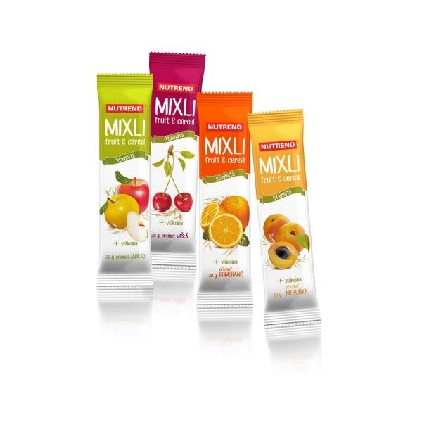 Mixlá Fruit and Cereal Nutrend